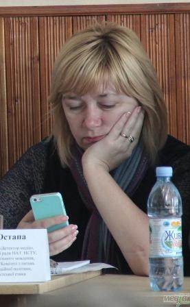 Світлана Остапа