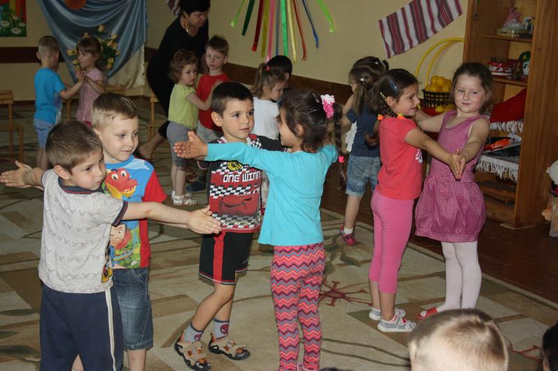 Ужгородські дошкільнята