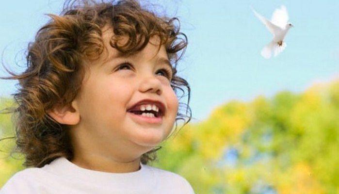 Радісна дитина :)