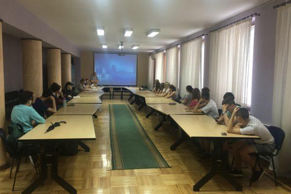 Літня школа професійного навчання в МДУ