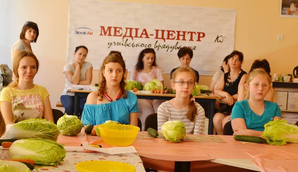 Майстер-клас із карвінгу в Ужгороді