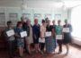 Учасники тренінгу в Перечинському професійному ліцеї