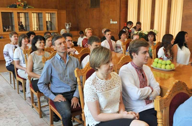 Учасниками урочистостей стали і педагоги