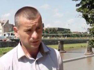 Федір Куртяк, завідувач кафедри зоології УжНУ