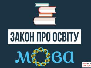 Мова освіти