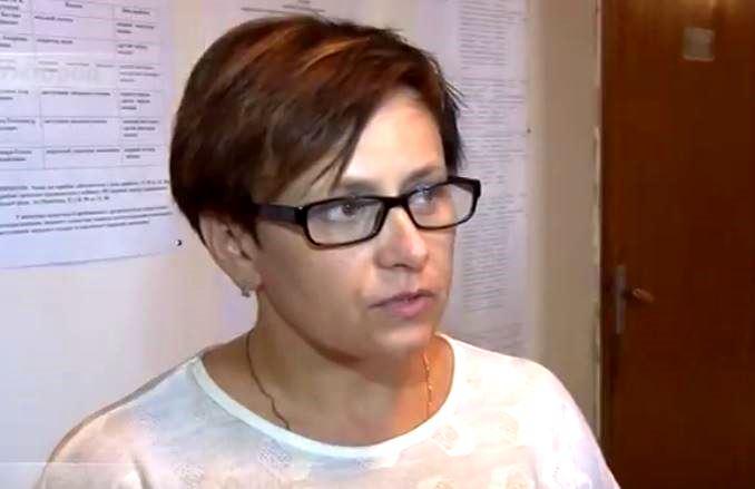 Оксана Бабунич, начальник управління освіти Ужгородської міської ради
