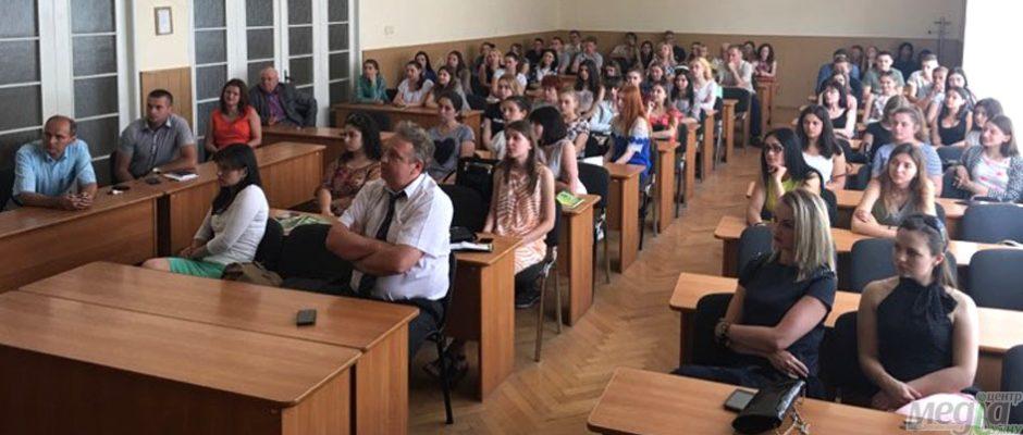 Під час лекції Емми Тілінг