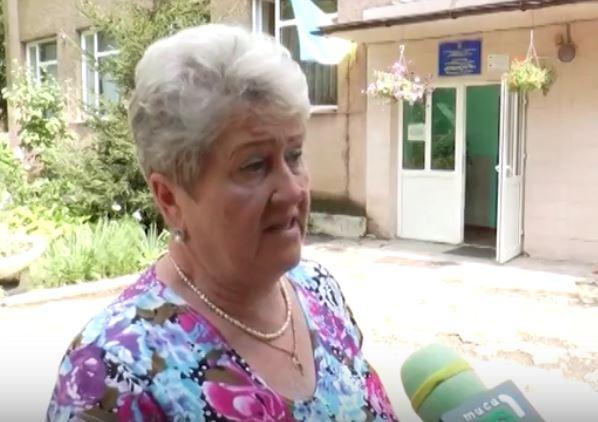Зінаїда Зінич, завідувачка ДНЗ № 8 в Ужгороді