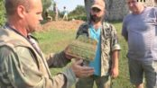 Археологи УжНУ на розкопках Середнянського замку