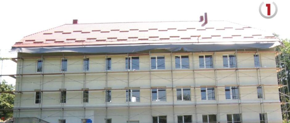Школа у селі Вишка