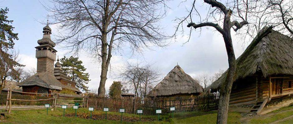 Музей народної архітектури та побуту в Ужгороді