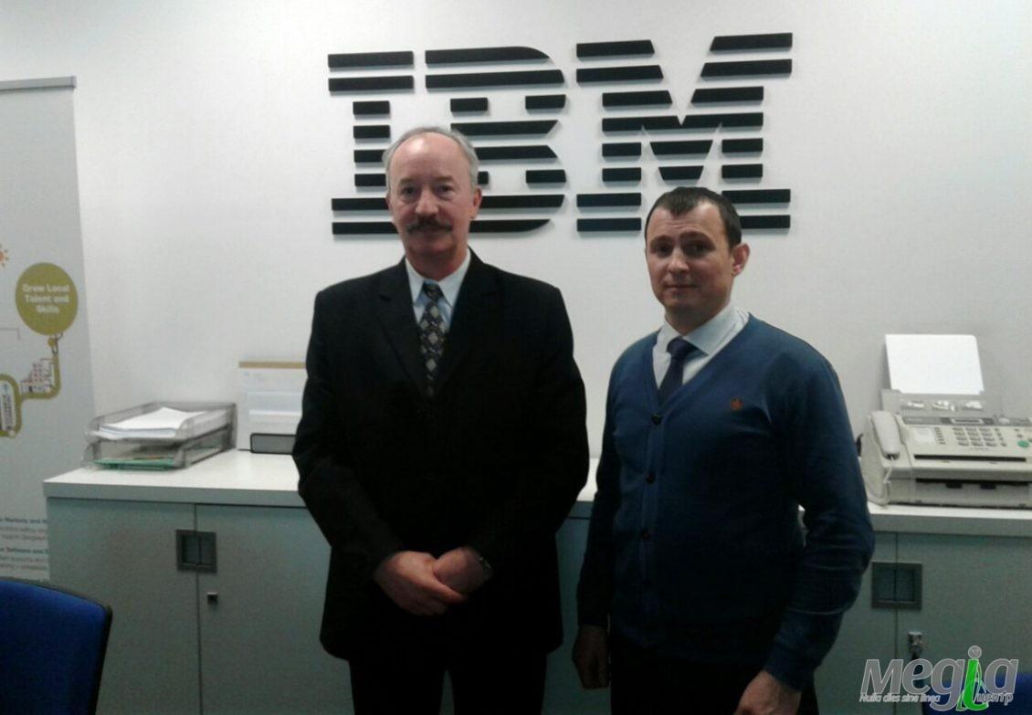 В IBM