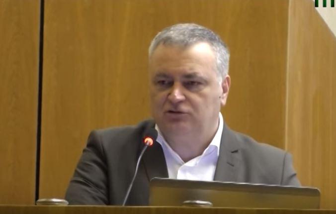 Володимир Смоланка, ректор УжНУ