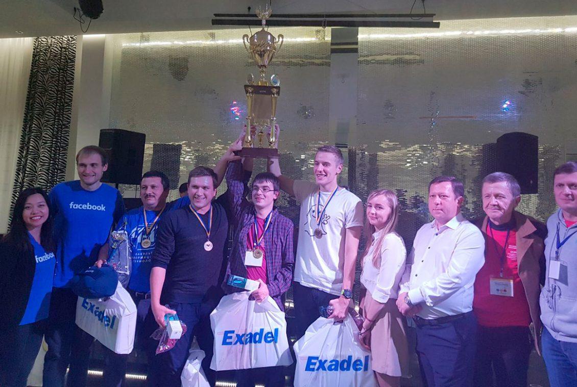 Нагородження переможців Кубку України й срібних призерів півфіналу чемпіонату світу