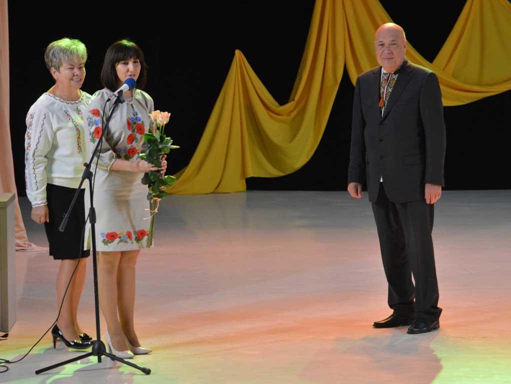 Ганна Сопкова, Вікторія Биркович, Геннадій Москаль