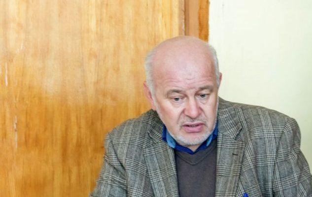 Любомир Белей, професор УжНУ