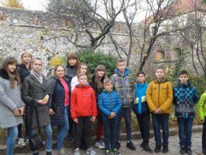 Діти з Луганщини в Ужгороді