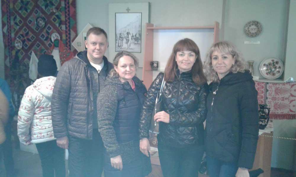Педагоги з Луганщини на Закарпатті