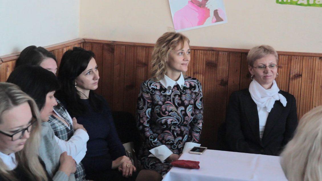 Леся Поліха, Любов Русинко-Бомбик, Олеся Барчан, Галина Шаповалова