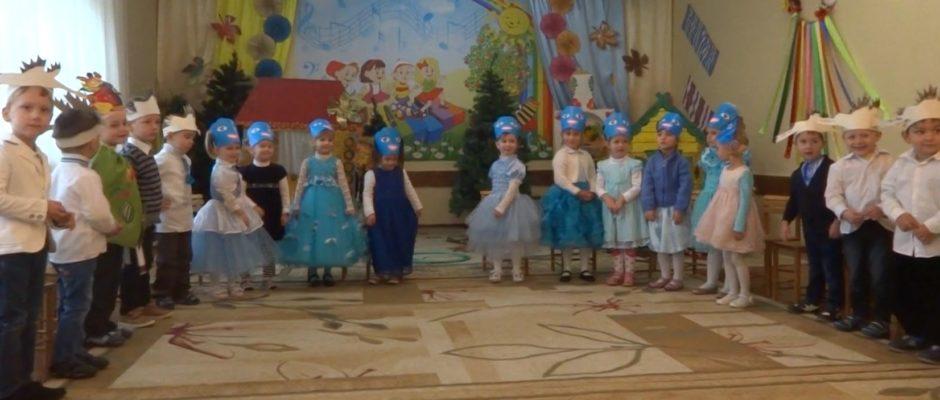 Ужгородські дошкільнята відзначають Свято осені - ДНЗ № 18 м. Ужгорода