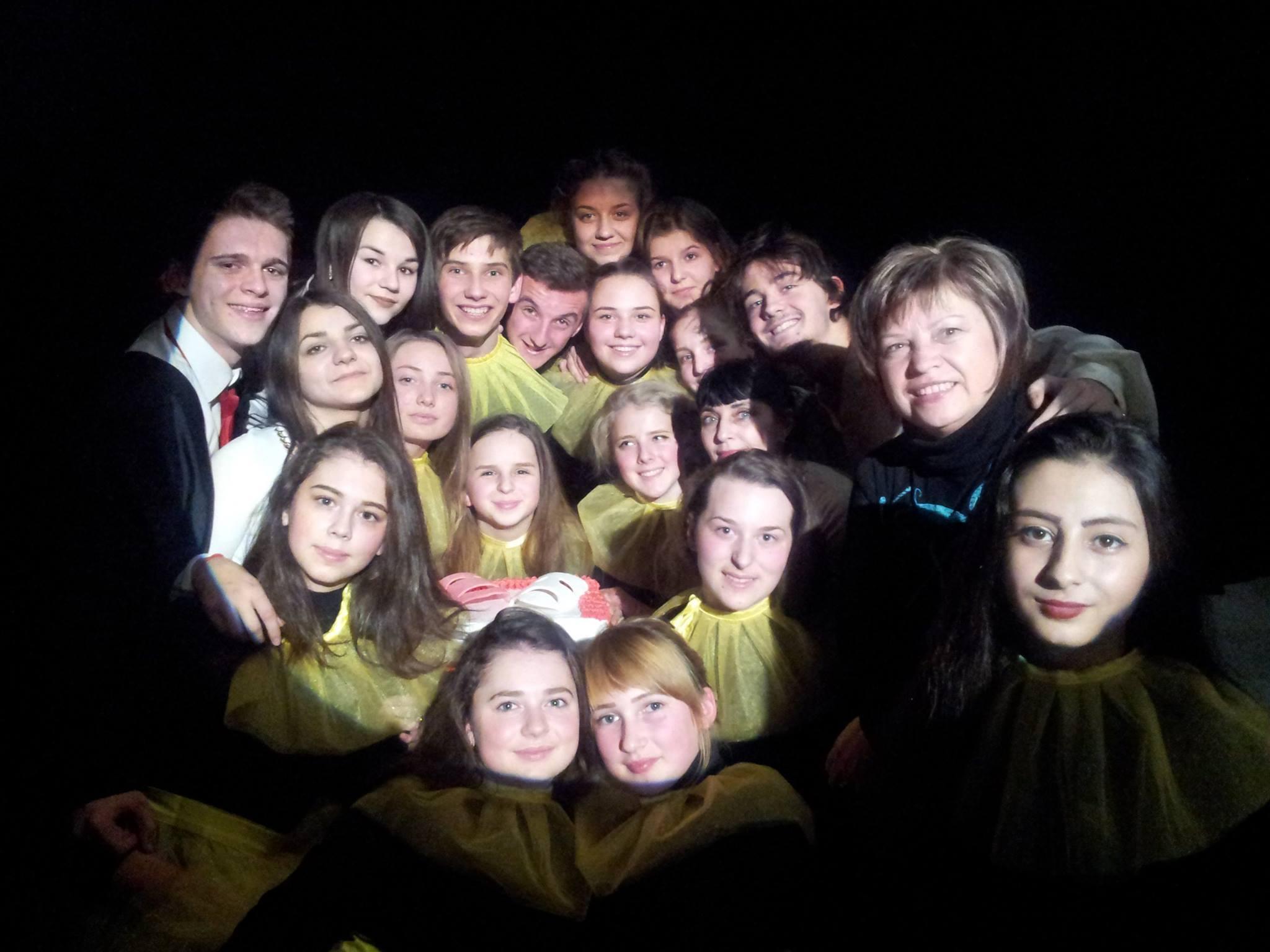 У фокусі - студенти та викладачі Ужгородського коледжу культури та мистецтв