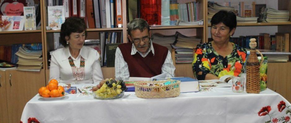 Зустріч із Петром Мідянкою в Хусті