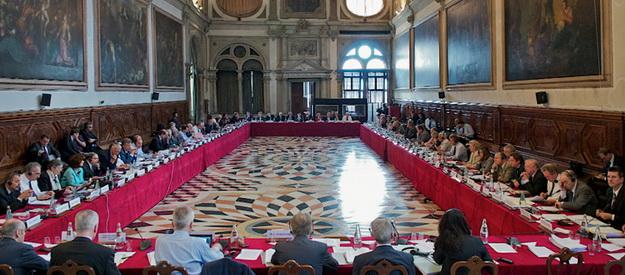 """Засідання Венеційської комісії щодо українського закону """"Про освіту"""""""