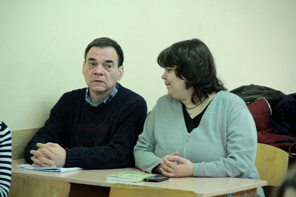 Роланд Лавалі та Василина Марко