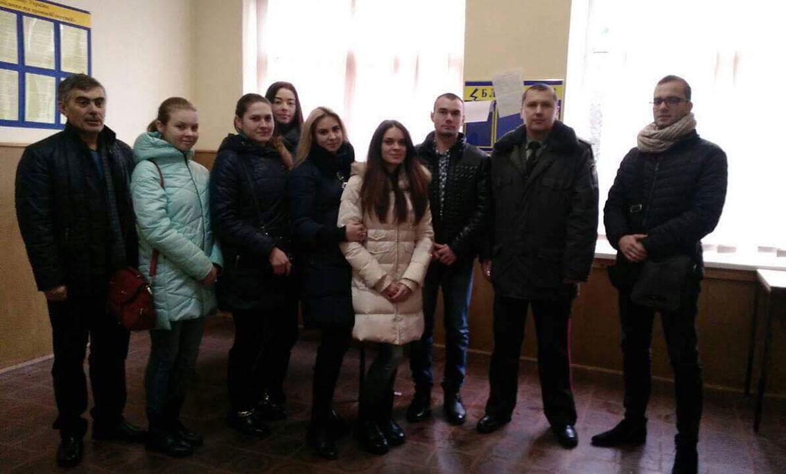 Студенти юридичного факультету УжНУ побували в СІЗО