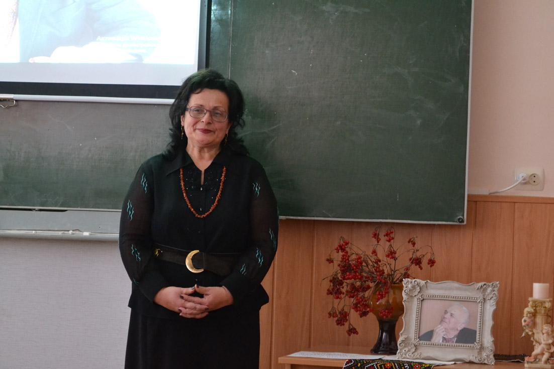 Наталія Венжинович