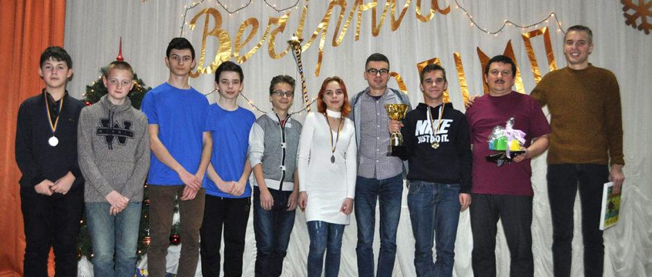 Ужгородський школяр виграв кубок Кременчука з програмування