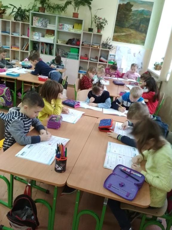 Навчання за новими методиками в закарпатських школах