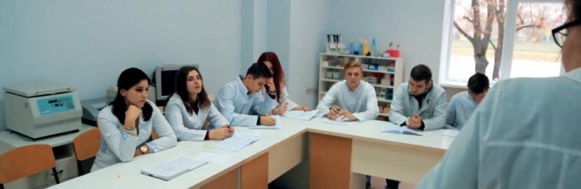 Під час заняття в УжНУ