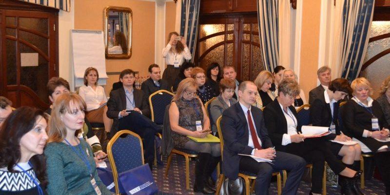 Учасники заходу за участі МОН в Ужгороді