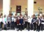 Юні художники з Луганщини в Закарпатській ОДА