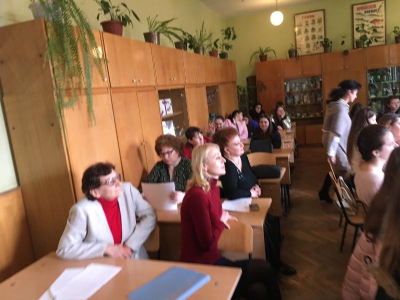 В Ужгородському торговельно-економічному коледжі КНТЕУ