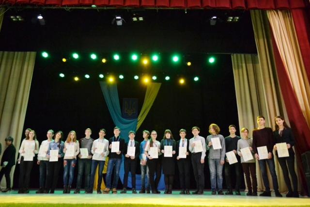 Переможці Всеукраїнської олімпіади з економіки