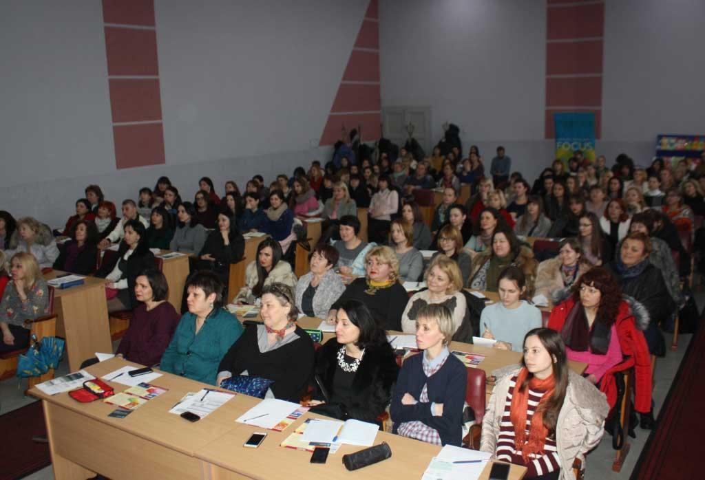 Закарпатські вчителі - учасники семінару