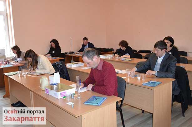 """Учасники конкурсу """"Учитель року - 2018"""" на Закарпатті"""
