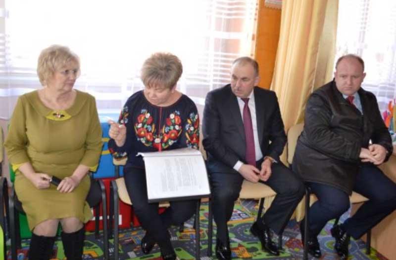 Ганна Сопкова у Тячеві