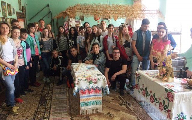 Студенти УТЕК КНТЕУ в музеї