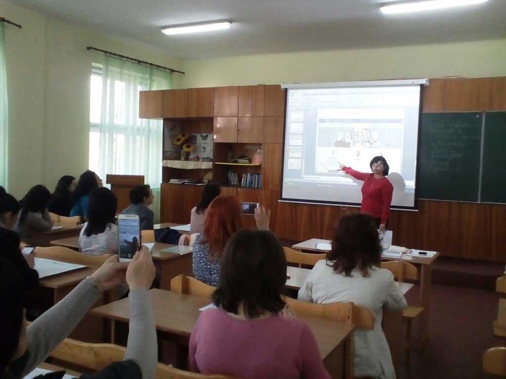 Навчалися практичні психологи закладів професійно-технічної освіти