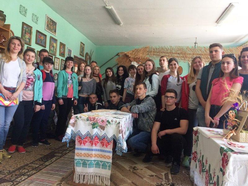 Екскурсія була цікавою для студентів УТЕК КНТЕУ