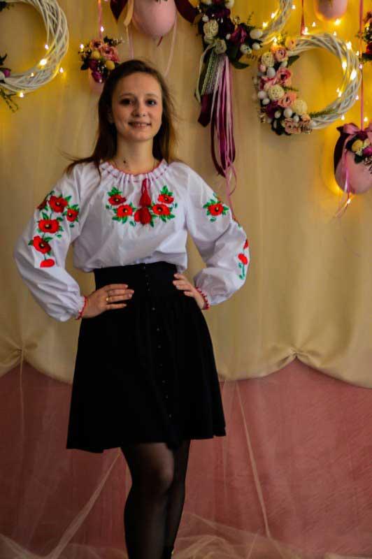 У святковому вбранні