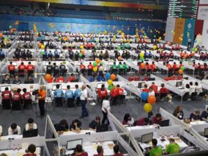 Фінал Чемпіонату світу з програмування у Пекіні