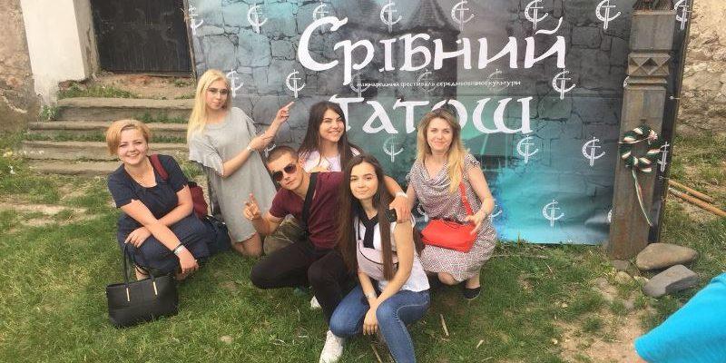 Студенти УТЕК КНТЕУ на