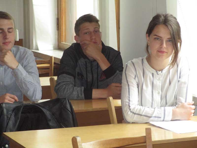 Учасники секційних студій