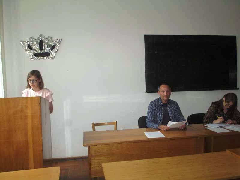 Сергій Ганус - робота секції нової і новітньої історії та історіографії.