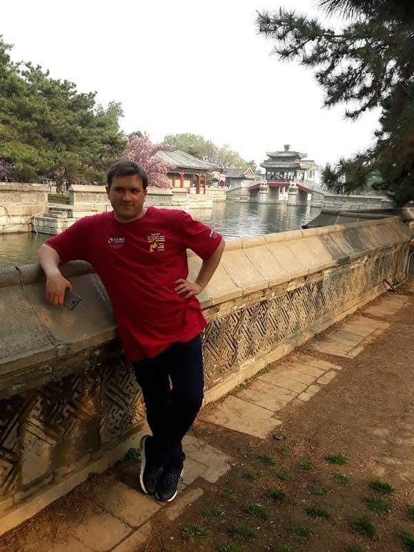 Євген Задорожній недавно повернувся з фіналу Чемпіонату світу в Китаї