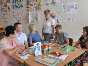 Ганна Сопкова - обговорюють нову українську школу